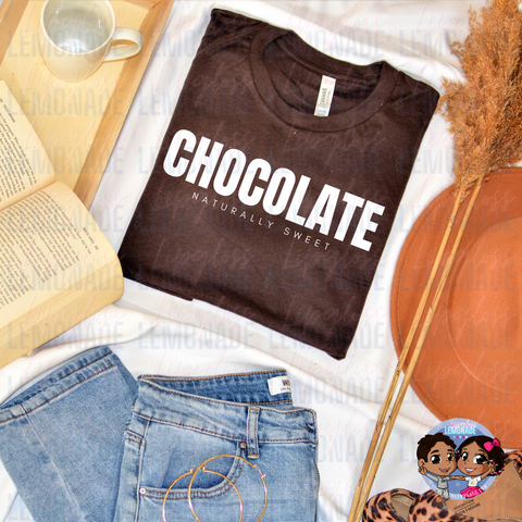 CHOCOLATE • TShirt