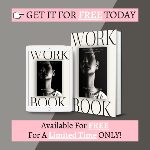 FREE | Build Your Unstoppable Brand Workbook | Co Co Agency