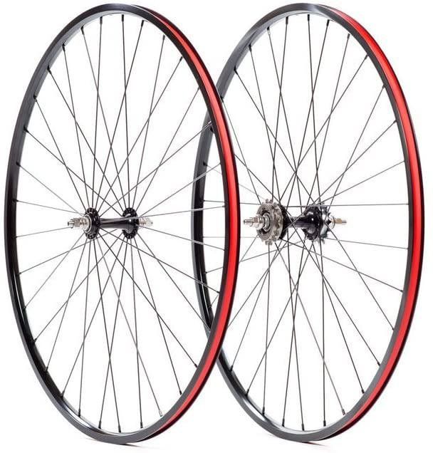 Lo-Profile Fixie Wheel Set - Single Speed Cycles