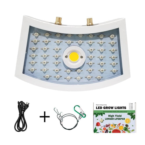 ERICDU 1200W LED Plant Growth Light At Night Or Without Sunlight (5861340414108)