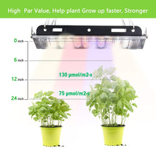 Load image into Gallery viewer, 150W LED Grow Lights (6032212557980)