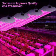 Load image into Gallery viewer, 50W Full Spectrum Integrated Growing Lamp ,  2 Pack (6031966208156)