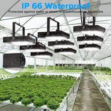 Load image into Gallery viewer, 70W Plant Light Daylight Full Spectrum LED Grow Light for Indoor Plants, Plant Grow Light for Succulent Indoor Plants Growth Seedling Vegetable and Flower Garden, Sunlight White, Full Cycle (6063840329884)