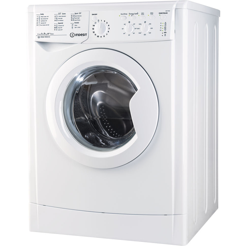 Indesit Washing Machine 7KG - IWC71452