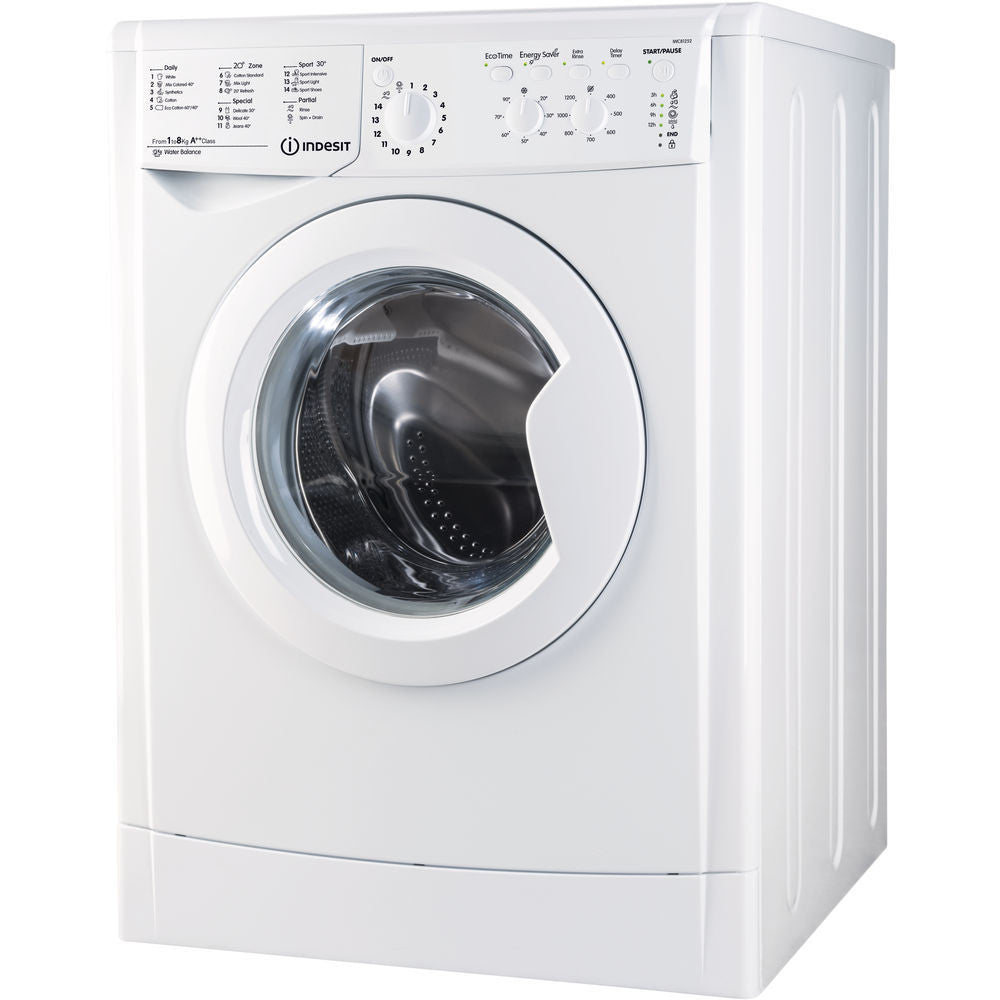 Indesit Washing Machine 8KG -  IWC 81482 ECO UK.M