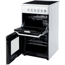 Load image into Gallery viewer, Indesit Cooker w/ Ceramic Hob