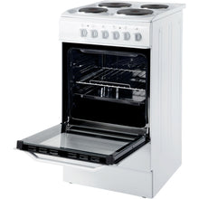 Load image into Gallery viewer, Indesit Cooker - ISE4KHW / UK