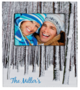 "4"" x 6"" Photo Frame with Large Personalization Area"
