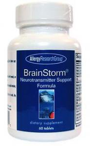 ブレインストームBrainStormR Neurotransmitter Support Formula 60 タブレット