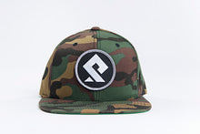 Load image into Gallery viewer, PULLSPORT PATCH HAT - CAMO Wakeboard Waterski Watersport Apparel