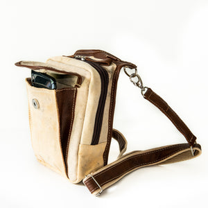 Load image into Gallery viewer, Crossbody Waist or Shoulder Bag