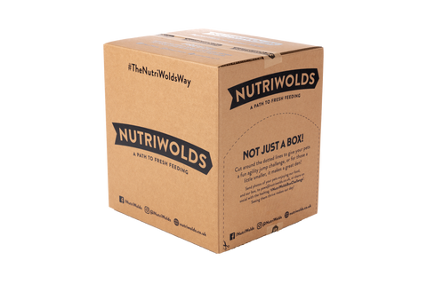 Raw Multiflavoured Mixed Box 20kg 20x1kg