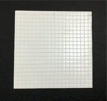Load image into Gallery viewer, 3D Foam Squares 3mm White