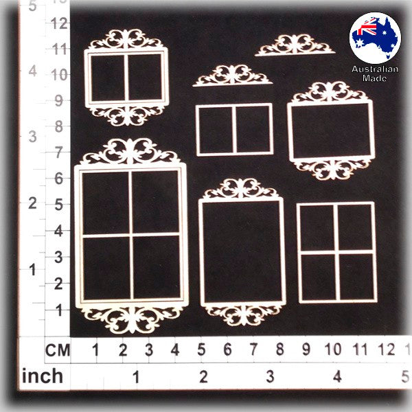 CB1163 Ornate Frames 14