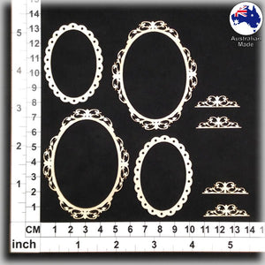 CB1220 Ornate Frames 22