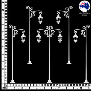 CB4029 Lamp Posts 08