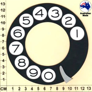 CB5115 Telephone Dial 01