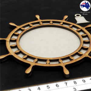 CB5167 Ship's Wheel Tray 08