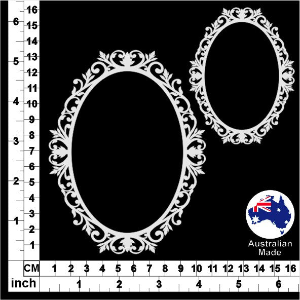 CB6090 Ornate Frames 18