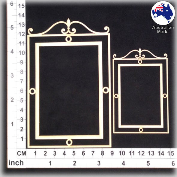 CB6093 Ornate Frames 21