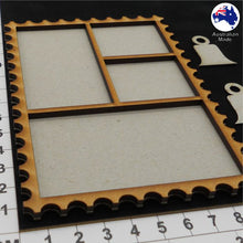 Load image into Gallery viewer, CB6094 Mini Tray Stamp 01