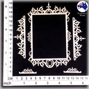 CB6110 Ornate Frames 25