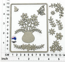 Load image into Gallery viewer, CB6119 Card Elements 001 - Floral