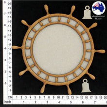 Load image into Gallery viewer, CB7017 Ship's Wheel Tray 09