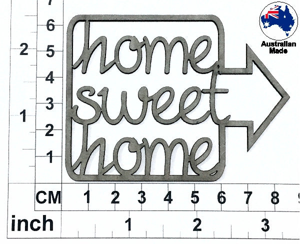 CT017 Home Sweet Home