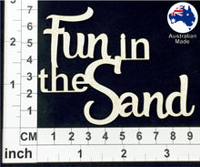 Load image into Gallery viewer, CT043 Fun in the Sand