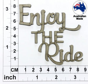 CT078 Enjoy the Ride