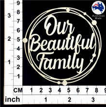 Load image into Gallery viewer, CT091 Our Beautiful Family