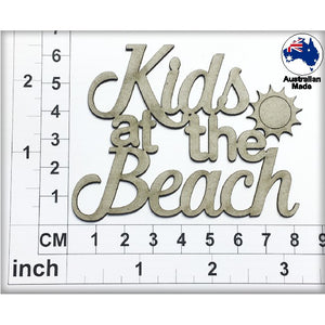 CT105 Kids at the Beach