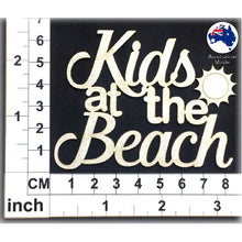 Load image into Gallery viewer, CT105 Kids at the Beach