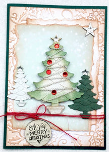2 Christmas Cards 01 (Kit #55)