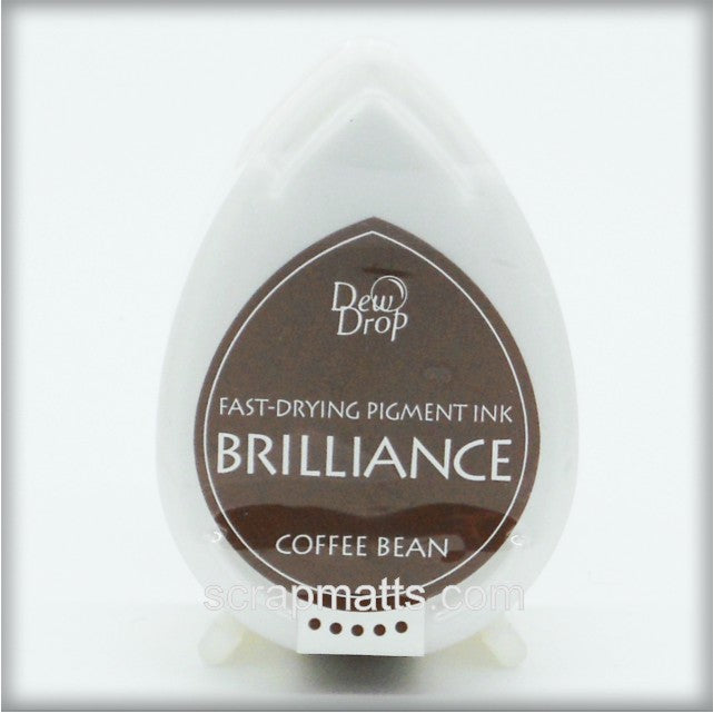 Coffee Bean Brilliance Dew Drop Ink