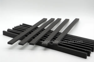 Foam Core Strips 15mm Black