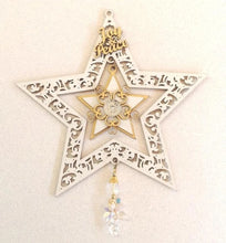 Load image into Gallery viewer, White Hanging Star (Kit #02)