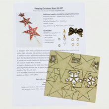 Load image into Gallery viewer, Hanging Stars (Kit #07)