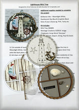 Load image into Gallery viewer, Lighthouse Mini Tray (Kit #14)