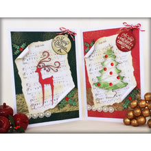 Load image into Gallery viewer, Christmas Cards 01 (Kit #18)