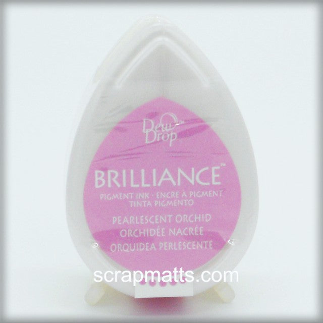 Pearlescent Orchid Brilliance Dew Drop Ink