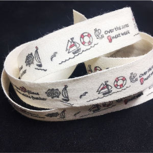 RB008 Nautical Ribbon
