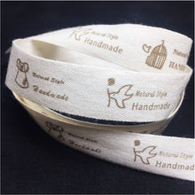 Load image into Gallery viewer, RB017 Handmade Ribbon
