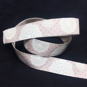 RB018 Floral Ribbon