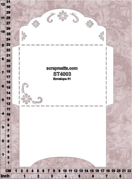 Template ST4003 Envelope 01