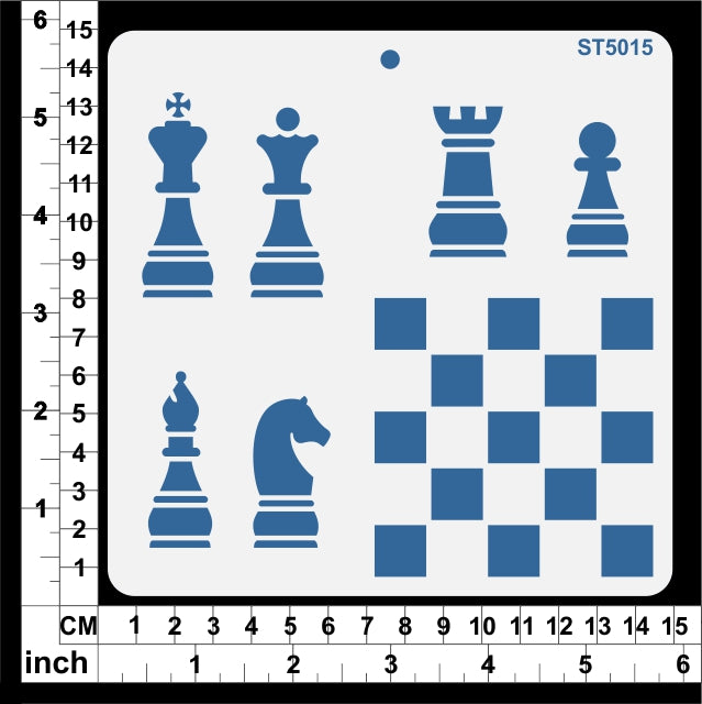 ST5015 Chess Pieces
