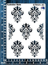 Load image into Gallery viewer, ST9025 Damask