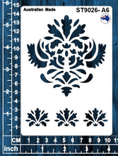 Load image into Gallery viewer, ST9026 Damask