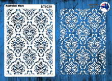 Load image into Gallery viewer, ST9029 Damask